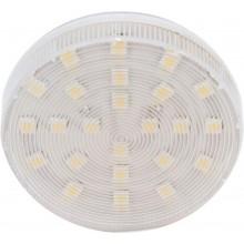 Лампа светодиодная Feron LB-153 24LED(5W) 230V GX53 4000K 75*25mm, для натяжных потолков