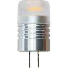 Лампа светодиодная Feron LB-413 1LED(2W) 12V G4 6000K 13.5*21mm