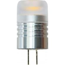 Лампа светодиодная Feron LB-413 1LED(2W) 12V G4 4000K 13.5*21mm