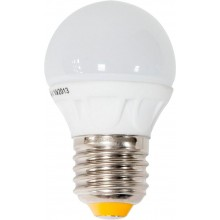"Лампа светодиодная Feron LB-38 9LED(5W) 230V E27 2700K G45 ""Шар"""