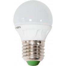 "Лампа светодиодная Feron LB-38 9LED(5W) 230V E27 4000K G45 ""Шар"""