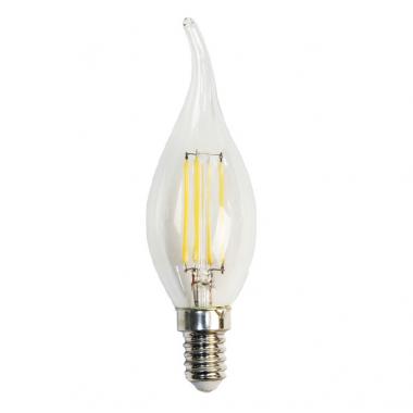 Лампа светодиодная Feron LB-59 4LED 5W 230V E14 2700K