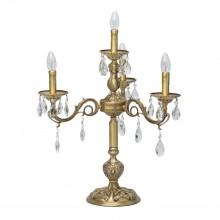 Настольная лампа Chiaro 411032704 Паула