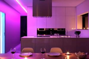 LED или как добиться идеального освещения на кухне