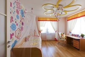 Нюансы организации детской комнаты