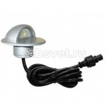 Светильник светодиодный для подсветки встраиваемый в пол Flesi SC-B106C RGB ф30*H18.5mm, 0.23W, DC12V, IP67