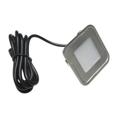Светильник светодиодный для подсветки встраиваемый в пол Flesi SC-B102С(Indoor) RGB L58*W58*H9mm, 0.9W, DC12V, IP54