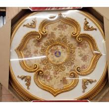 Панно 11R-001 ABR круглое бронза антик