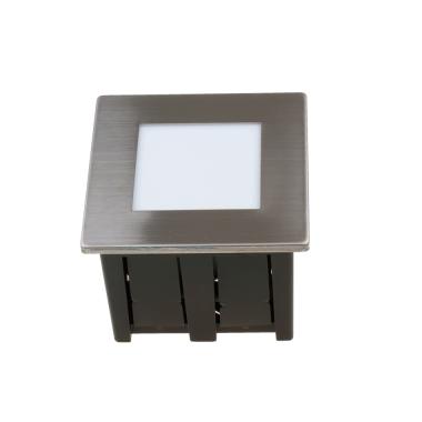 Подсветка светодиодная встраиваемая Светкомплект LDL 08 SN 4100K 1.5W 80*80*61 мм IP65