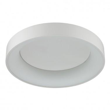 Потолочный светодиодный светильник Odeon Light 4062/50CL Sole белый/серый 50w 4000К с пультом 4000К