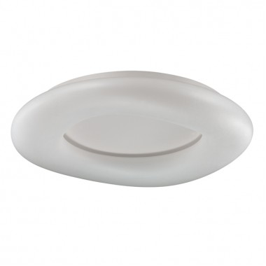 Потолочный светодиодный светильник Odeon Light 4064/108CL Aura белый 108w 4000К
