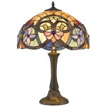 Настольная лампа в стиле Тиффани Velante 818-804-02