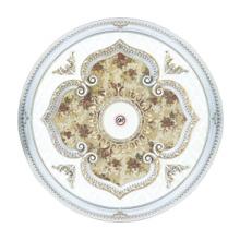 Панно 11R-001 AWT круглое белый антик