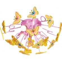 Люстра в детскую Citilux CL603142 Бабочки