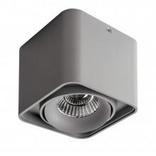 Светильник Lightstar 052119 Monocco 10 Вт 860Lm 4000K Серый