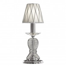 Настольная лампа Osgona 705914 Riccio 6 Вт Хром