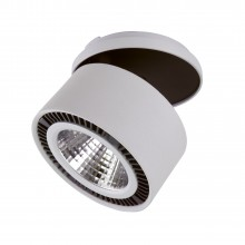 Спот светодиодный Lightstar 214840 Forte inca 40 Вт 3400Lm 4000K Белый; Черный