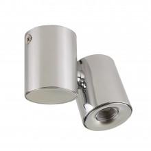 Светильник Lightstar 051134 Punto 3 Вт 190Lm 3000K Хром IP40