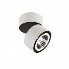 Спот светодиодный Lightstar 214850 Forte Muro 40 Вт 3400Lm 4000K Белый; Черный