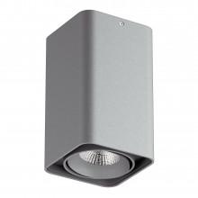 Светильник Lightstar 052139 Monocco 10 Вт 860Lm 4000K Серый