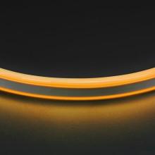 Лента гибкая неоновая Lightstar 430106 NEOLED 220V 120LED/m 6-7Lm/Chip 9,6W/m, 50m/reel желтый цвет IP65