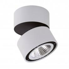 Спот светодиодный Lightstar 214859 Forte Muro 40 Вт 3400Lm 4000K Черный; Серый