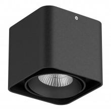 Светильник Lightstar 052117 Monocco 10 Вт 860Lm 4000K Черный
