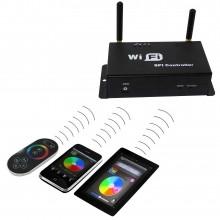 Контроллер WiFi Lightstar 410984 12V/24V max 4A*3 канала 36W