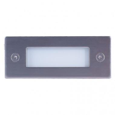 Светильник светодиодный для подсветки Светкомплект G 03003 матовый никель 111*44 мм 1Вт 3000К IP54