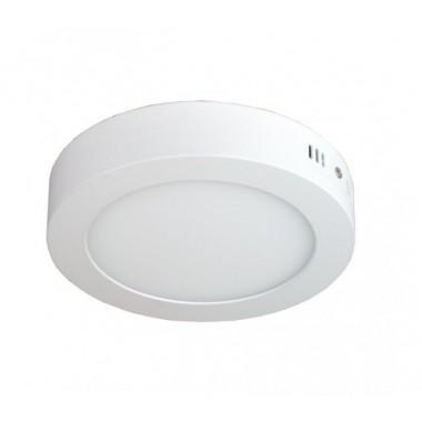 Светильник светодиодный накладной Светкомплект MDL 14R 14W 4500K белый ф172*39 мм