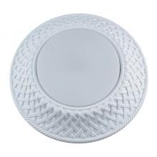 Накладной точечный светильник Светкомплект ST 02 WH белый GX53 ф128 мм накладной пластиковый