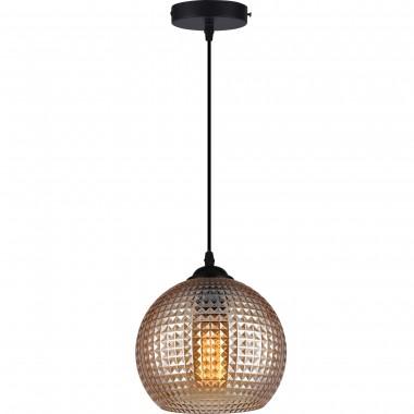 Светильник подвесной Verity TL1212H-01BR Toplight черный