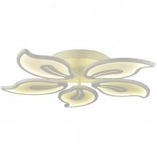 Люстра потолочная Frederica TL1143-65D Toplight LED 65W 3000K белый