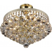 Люстра потолочная Vivien TL7230X-05WG Toplight золотой