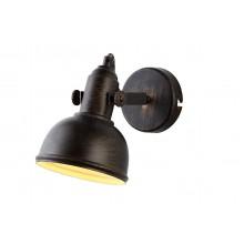 Бра в стиле Лофт Arte Lamp A5213AP-1BR