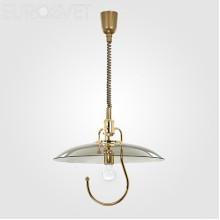 Светильник подвесной Alfa 1455 Hak Gold золото