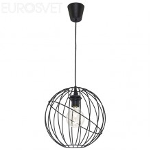 Люстра в стиле Лофт Lighting 1626 Orbita Black 1 чёрный