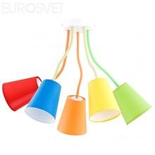 Детская люстра Lighting 2107 Wire Colour мульти