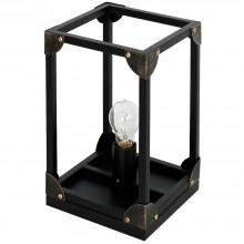 Настольная лампа Luminex Trunk 6991 черный