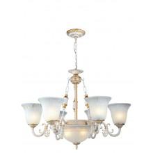 Люстра подвесная Arte Lamp A1032LM-6-3WG Delizia