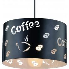 Светильник подвесной Arte Lamp A1233SP-1BK черный
