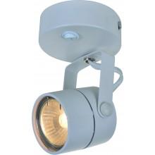 Светильник спот с выключателем Arte Lamp A1310AP-1WH белый