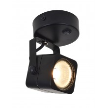 Светильник спот Arte Lamp A1314AP-1BK черный
