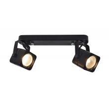 Светильник спот Arte Lamp A1314PL-2BK черный