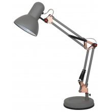 Настольная лампа Arte Lamp A1330LT-1GY серый