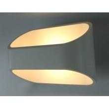 Светильник настенный светодиодный Arte Lamp A1428AP-1WH белый 3 Вт 3000K