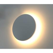 Светильник настенный светодиодный Arte Lamp A1510AP-1WH белый 10 Вт 3000K