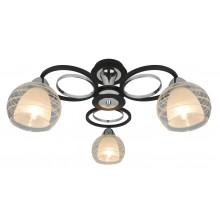 Люстра потолочная Arte Lamp A1604PL-3BK черный