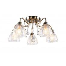 Люстра потолочная Arte Lamp A1658PL-5AB античная бронза
