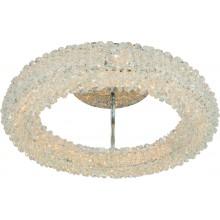 Люстра подвесная светодиодная Arte Lamp A1726PL-1CC хром 30 Вт 3000K